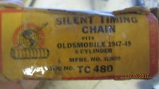 1947-49 Silent Timing Chain, 6 cyl-N.O.S. Oldsmobile
