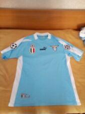 maglia SS Lazio 2000/2001 Champions League puma hernan crespo 10 taglia L Large