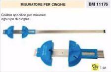 MISURATORE CINGHIE PROFESSIONALE attrezzo misura calibro cinghia