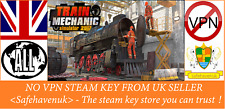 Train Mechanic Simulator 2017 Steam key NO VPN Region Free UK Seller