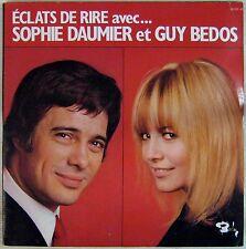 Guy Bedos Sophie Daumier 33 tours Eclays de rire