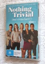 NOTHING TRIVIAL: SERIES-1 (DVD, 3-DISC SET), REGION-4, NEW,  FREE SHIPPING
