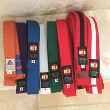Ace & Ki Karate Belts Sizes 1,2 & 3