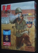 """GI Joe Medal of Honor FRANCIS S. CURREY WWII Classic Collection 12"""" NRFB"""