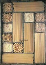 Marcialis: PASTA ITALIANA CUCINA QUADRO COMPLETO 50x70 su tela sala da pranzo