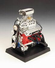 NEW Liberty Classics Chevrolet Blown Hot Rod Engine Replica 84035 Die Cast