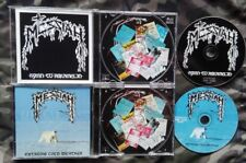 MESSIAH - HYMN TO ABRAMELIN / EXTREME COLD WEATHER 2 CD 2002. CELTIC FROST