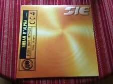 Sie Ruban D'Alpha 2x Vinyl LP Record! & MP3! rare finnish downbeat electronic! a