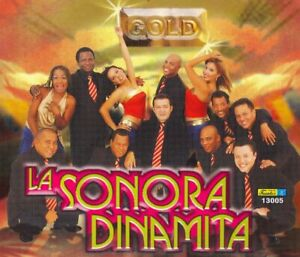 Lo Sonora Dinamita GOLD 3CDS Not sealed