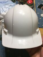 Saftey hard hat Miners or construction AOSafety