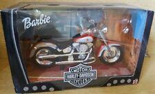 Harley Davidson Barbie Doll Motorcycle