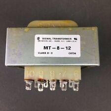 Signal MT-8-12 Triple Output Transformer 12V/600A