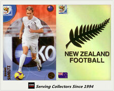 *2010 Panini South Africa World Cup Soccer Cards Team Set New Zealand (2)