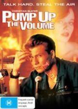 Pump Up the Volume NEW PAL/NTSC Cult DVD Allan Moyle Christian Slater S. Paulin
