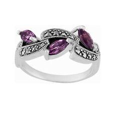 Gioielli di lusso viola marquise