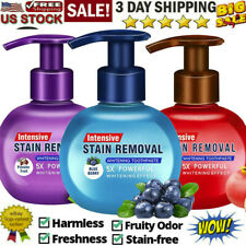 Natural Intensive Stain Remover Whitening Baking Soda Toothpaste Press Type US