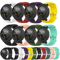 Silicone Wristband Bracelet Replacement For Xiaomi Huami Amazfit Verge 3 Watch