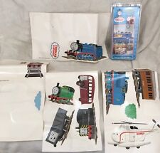 Nip Thomas & Friends Thomas The Tank Engine Peel & Stick Includes 33 Appliqués @