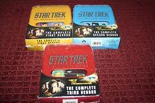 Star Trek The Original Series -  Seasons 1, 2 & 3 DVD *Brand New Sealed*