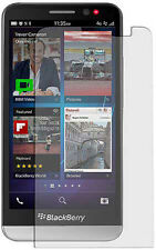 3X (Three)  Clear Screen Protectors For Blackberry Z30- PET Film