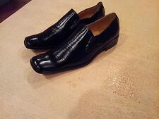 Men Shoes*Feng Yuan*Black*Size 8 US (41) EUP*Dress*Formal*Business*New*
