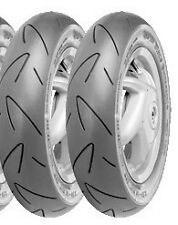 Continental 'CONTI TWIST RACE' Scooter Tyre Pair 350-10 & 350-10 VESPA PX
