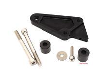 TTR400 Aluminum Black Anodized Rear Motor Mount Set • Honda CB350F CB400F