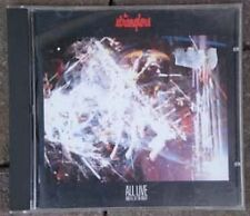 The Stranglers, all live and all of the night, CD