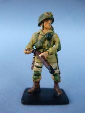 Soldat de plomb 2 guerres mondiales Paratrooper Normandy - USA 1944