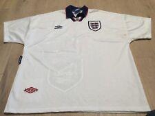 Umbro England 94 JACKE SHIRT TRIKOT JERSY CAMISETA MAGLIA  size 2XL