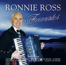 Ronnie Ross - Favourites - Ronnie Ross CD VOVG The Cheap Fast Free Post The