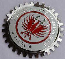 Tirol Automobil Und Touring Club - car grille badge