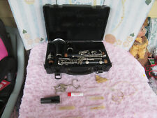 Vintage Artley Clarinet with brilhart Mouthpiece