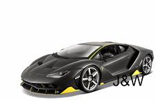 Maisto Lamborghini Centenario Grey 31386GRY 1/18