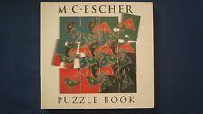 Escher Puzzle book Taschen