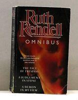 OMNIBUS - R. Rendell [Libro in inglese]