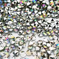 2000 Diamond Confetti Wedding Table Scatter Crystal Diamante Party Decoration