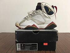 "2004 Nike Air Jordan AJ VII 7 ""Olympic"" - 304775171"