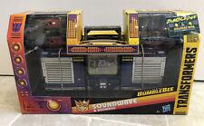 Transformers - Bumblebee - Soundwave & Doombox - Figure *** New & Sealed ***