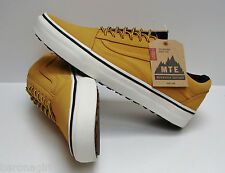Vans Men's Old Skool Mountain Edition MTE Honey Leather VN000ZDKGZJ Size: 9.5