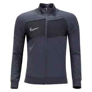 Nike Unisex Kids Dri-Fit Academy 20 BV6948-061 Black Full Zip Jacket Size Medium