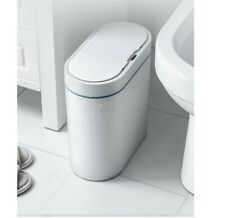 Smart Sensor Trash Can Automatic Bathroom Toilet Waterproof Narrow Seam