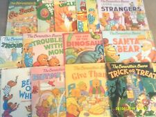 Lot of 14 BERENSTAIN BEARS  Children's Books by Stan and Jan Berenstain
