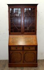 piccolo trumeau - libreria stile Luigi Filippo 1950 in mogano francese