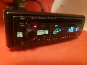 1999 Vintage Old School Alpine CDA 7845  Car stereo CD player  Ai CD Shuttle