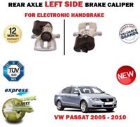FOR VW PASSAT 2005-2010 NEW REAR ELECTRIC HANDBRAKE LEFT SIDE BRAKE CALIPER