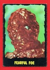 FEARFUL FOE 1964 TOPPS O-PEE-CHEE OUTER LIMITS #41 VG-EX NO CREASES