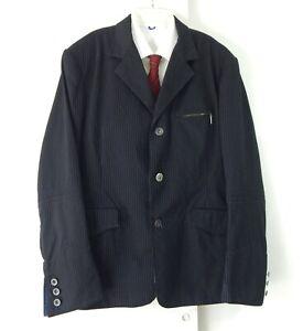 HOUSE OF HOWE jacket blazer sport coat cowboy punk rockabilly black 44 44R