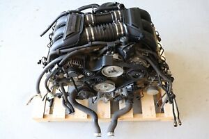 Porsche Boxster S 987 3.4L M97.21 2007 Complete Engine Motor J152