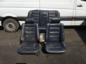 Mercedes W124 Leather Seat Seats